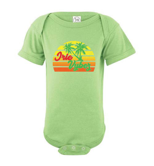 Irie Sunset Vybez Infant Short Sleeve Bodysuit
