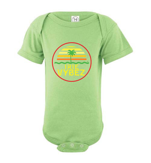 Beach Sunset IVG Infant Short Sleeve Bodysuit