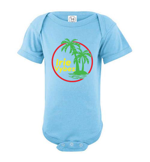 Palm Breezes Infant Bodysuit