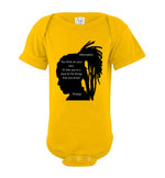 Power of Information- Protoje Infant Bodysuit