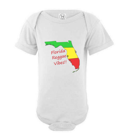 Infant Florida Reggae Vibes! Jumper
