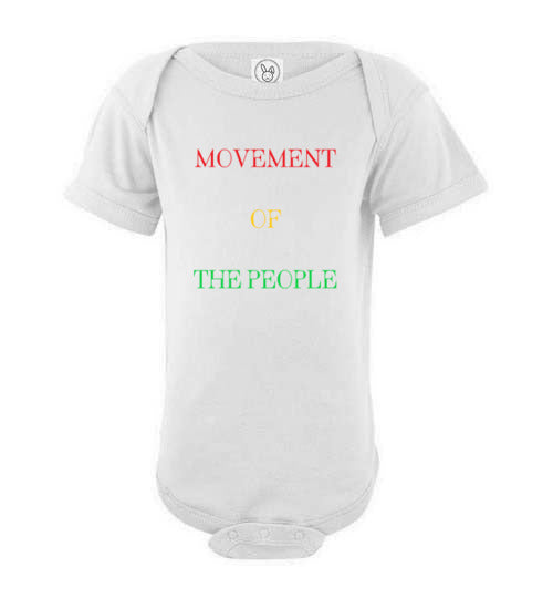 Infant Movement of the People jumper