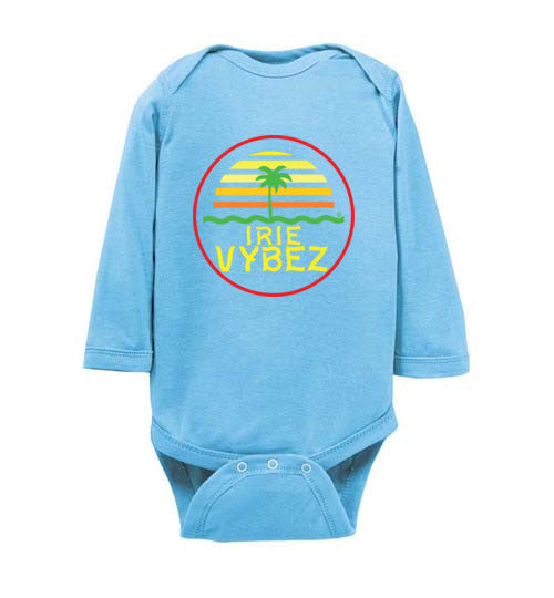 Beach Sunset IVG Infant Long Sleeve Bodysuit