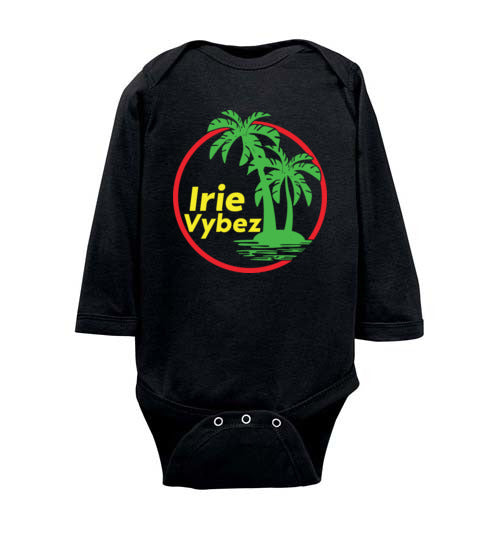 Palm Breezes Infant Long Sleeve Bodysuit