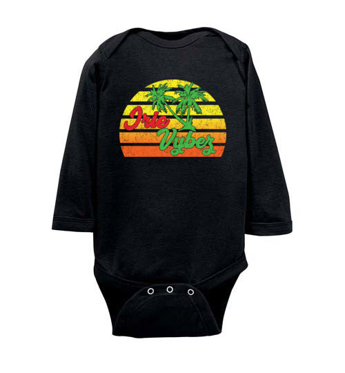 Irie Sunset Vybez Infant Long Sleeve Jumper