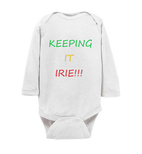Infant Keeping it irie! Bodysuit