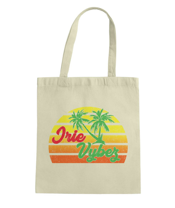 Irie Sunset Vybez Tote Bag reggae ACCESSORIES