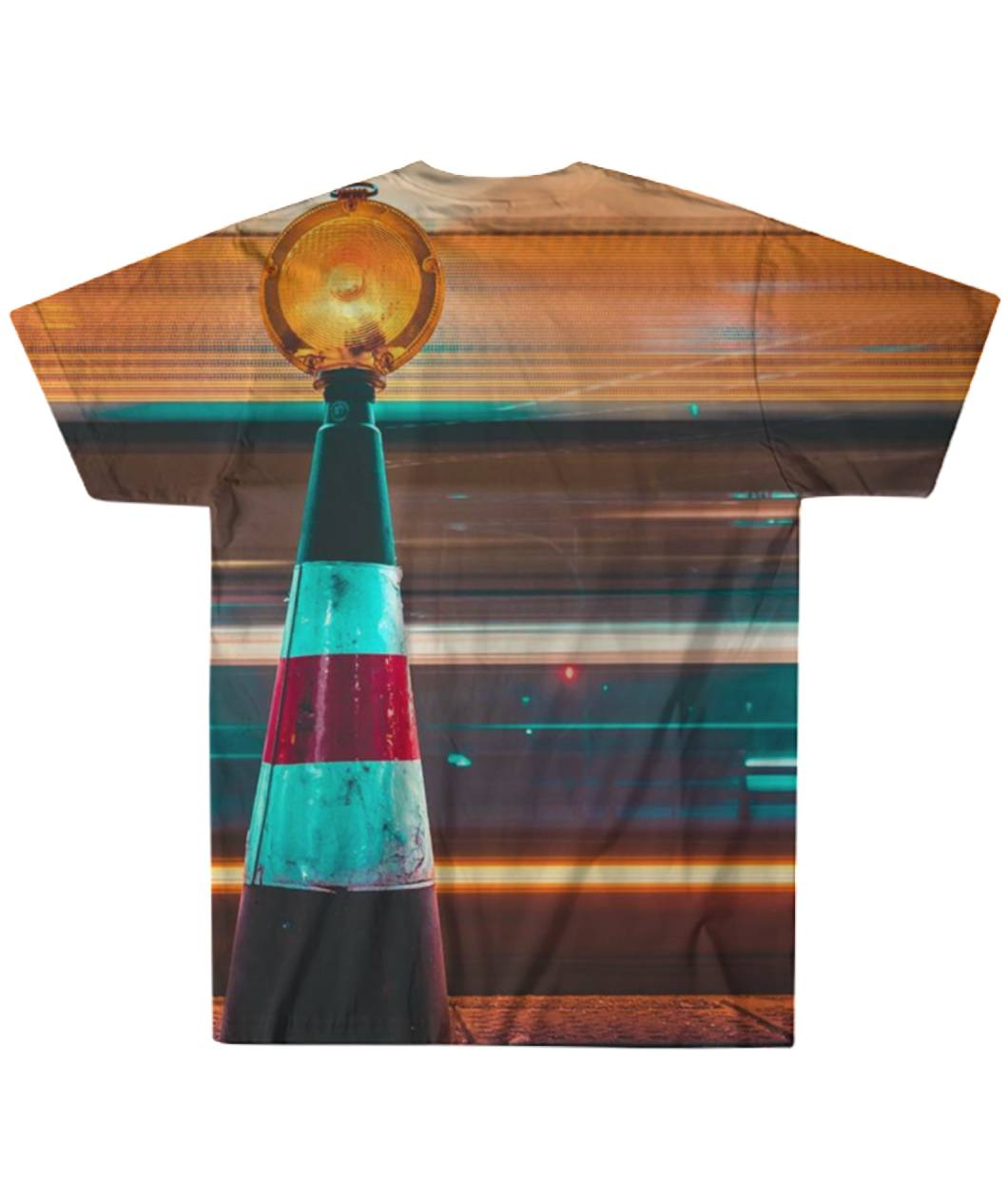 Caution! Sublimation Tee