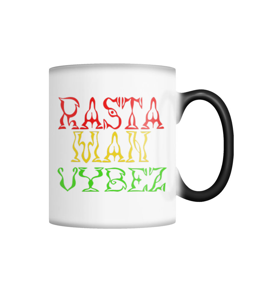 Irie Man Vybez Coffee Color Changing Mug