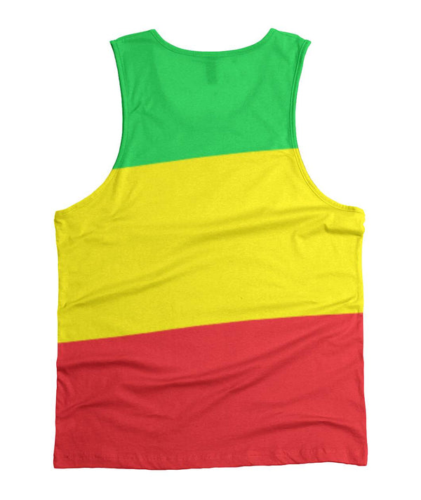 IVG Rasta Logo Sublimation Tank