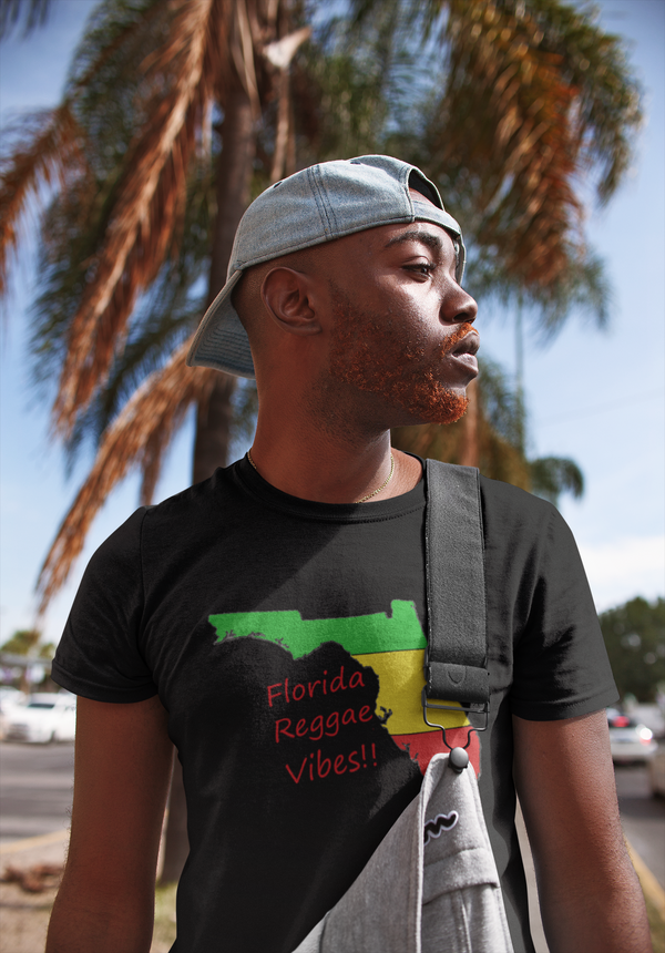 Men's Florida Reggae Vibes! Tee
