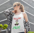 Feeling Irie Girl Racer Tank