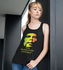 "Women's Bob Marley ""A fool is thirsty"" Tank"