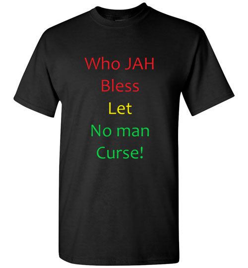 Who JAH Bless Men's Tee