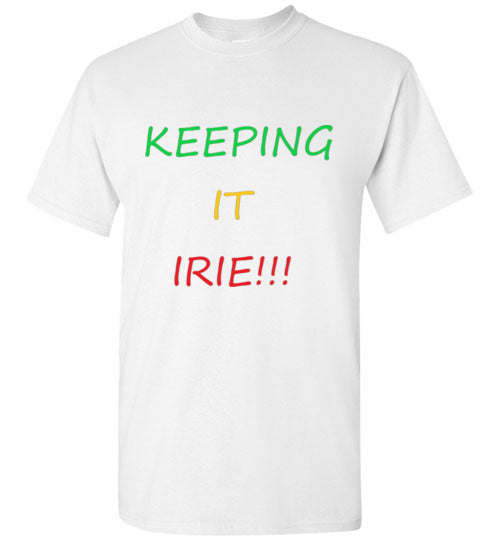 Men's Keeping it irie! Tee