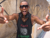 Rasta Courage Men's Tank Top