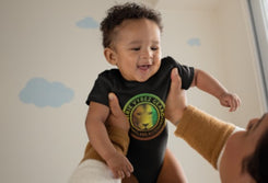 Infant Rasta Lion Medallion Jumper