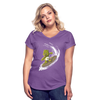 Women's Surfing High V-Neck T-Shirt