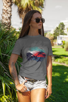 Surf and Shine Women's Tee