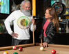 Unisex IVG Rasta Lion Medallion Long Sleeve