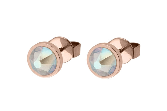 Qudo Earstud CANINO / Rose Gold plated