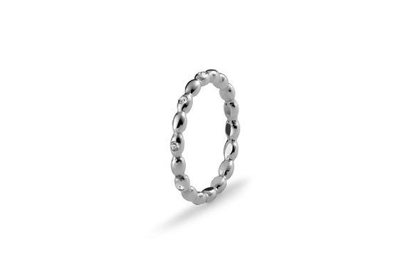 Qudo Interchangeable Ring BISENTI / Steel