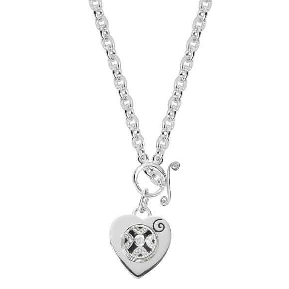 Kameleon Heart Necklace
