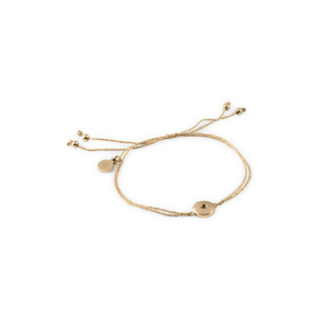Qudo Interchangeable Bracelet CAPARI/ Gold Plated
