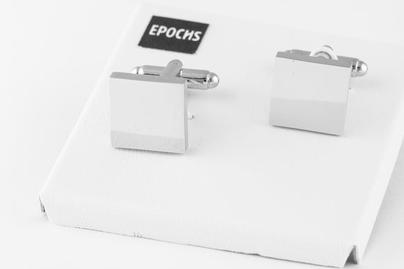 Square Shape Cufflinks French Shirt With Gift Box