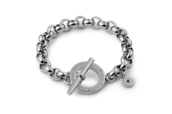 Qudo Interchangeable Bracelet CECCANO/ Steel