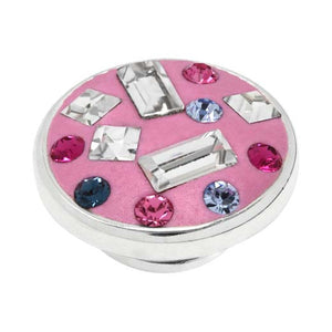 Kameleon Sterling Silver JewelPop Color CZ