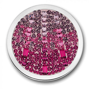 MI MONEDA CASCADA HOT PINK DISK