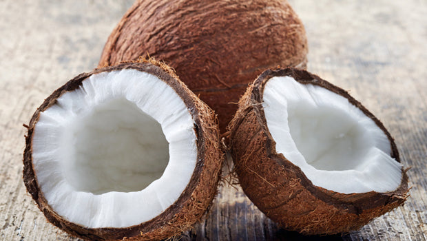 The Healing Benefits of Coconut Oil