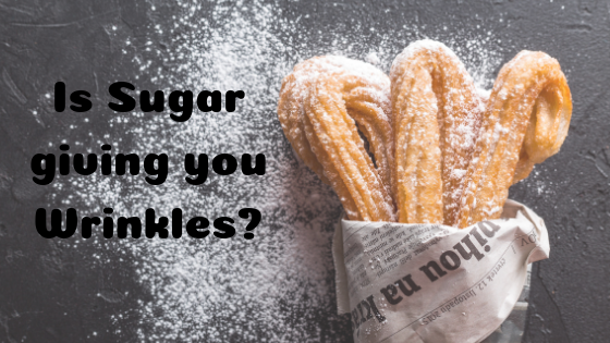 Is Sugar Giving You Wrinkles?