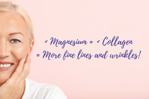 Magnesium for Gorgeous Skin