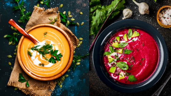 Perfect Immune-boosting Soups
