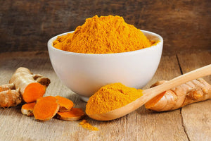 The Healing Benefits of Turmeric