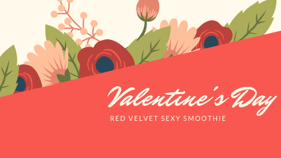 Red Velvet Sexy Smoothie