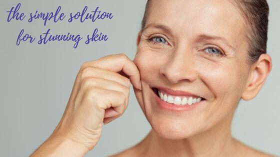 The Simple Solution for Stunning Skin