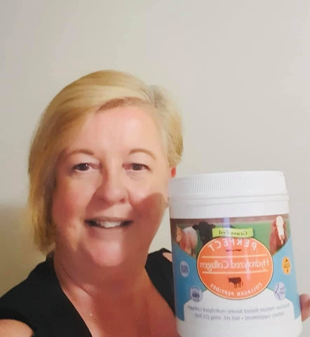 Kim Maree Sheridan Perfect Supplements Australia