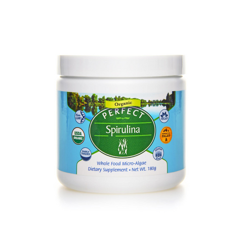 Perfect Organic Spirulina Powder
