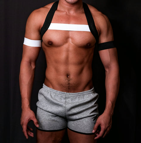 Timeless BLACK and White Circuit Harness