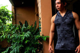 Hooded Sleeveless IV