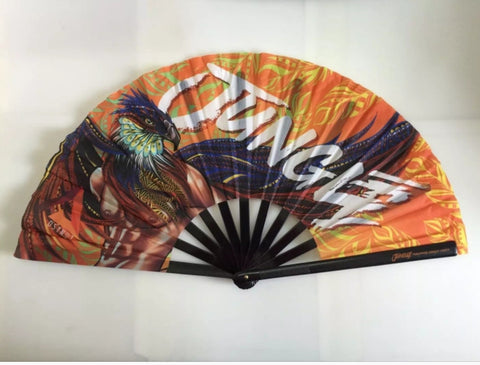 Limited Edition Jungle Circuit Party Fan