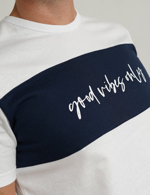 CAMISETA ONLY GOOD VIBES
