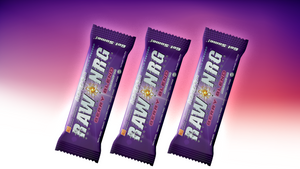 RAW NRG - Berry Blend Nutrition bars