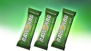RAW NRG - Super Greens Blend Nutrition bars
