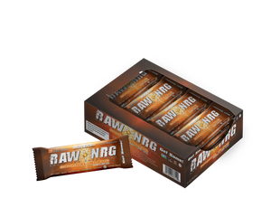RAW NRG® Original Blend - Fruit & Nut Nutrition Bar, 12 Count - RAW NRG®