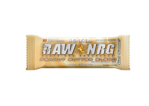 RAW NRG® Peanut Butter Blend - Protein Bar, 12 Count - RAW NRG®