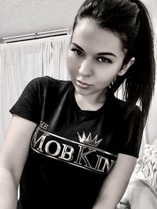 Mob King Girls Tee